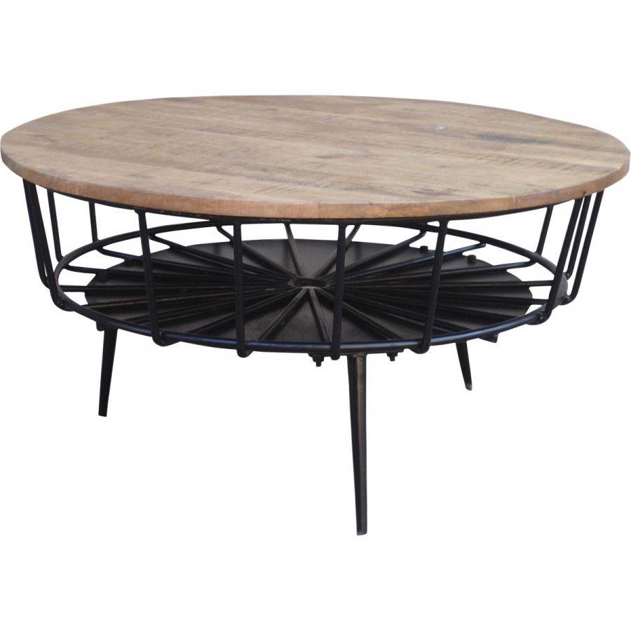 Onwijs Salontafel Davis met ruimte voor lectuur | salontafel modern IG-17