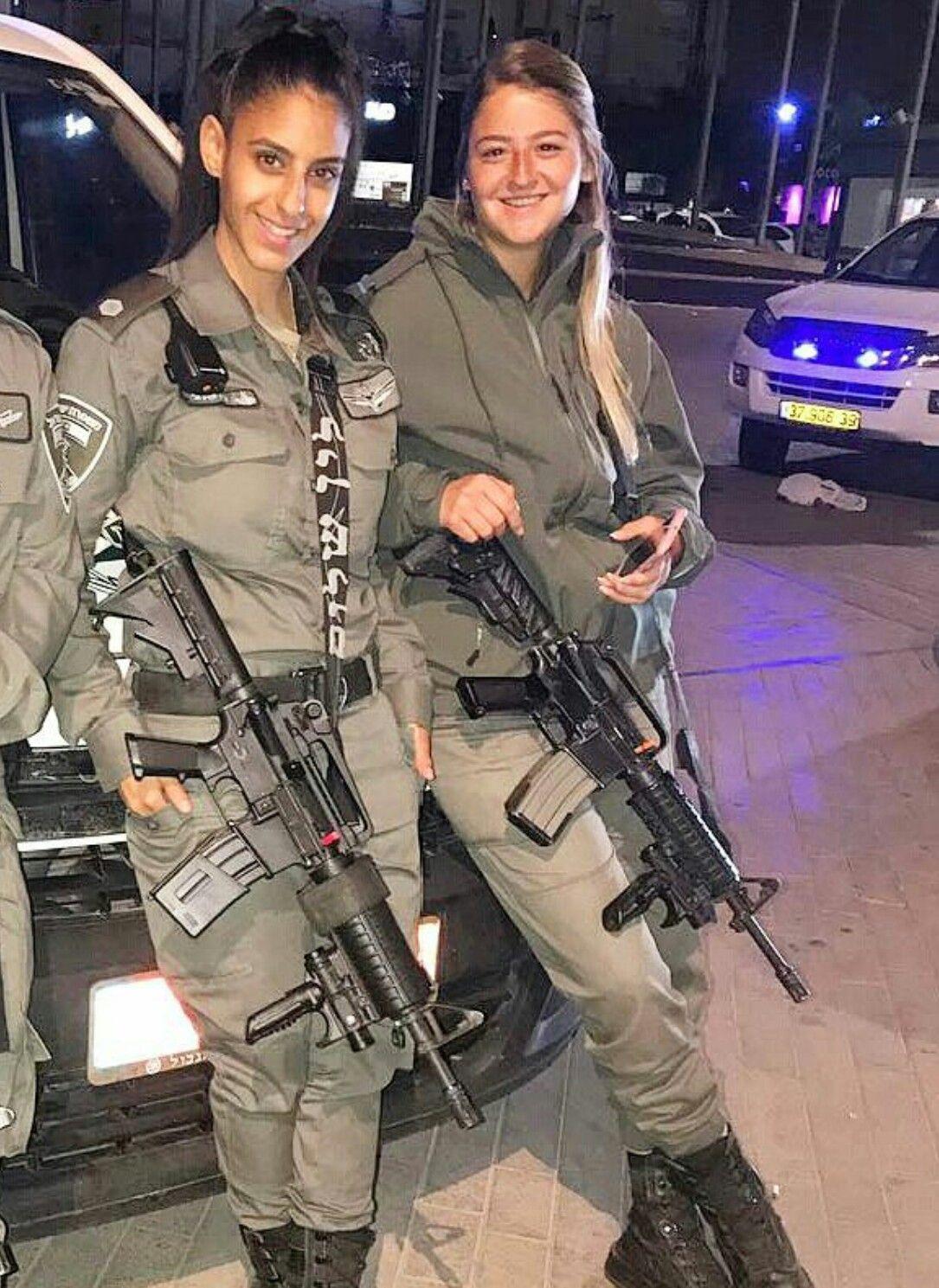 Idf - Israel Defense Forces - Women  Idf - Israel Defense -9282