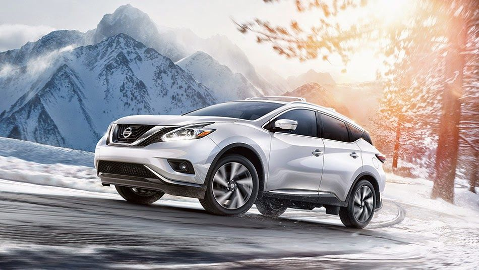 The 2015 Nissan Murano Is At Hoselton With Images Nissan Murano Nissan Cars Nissan