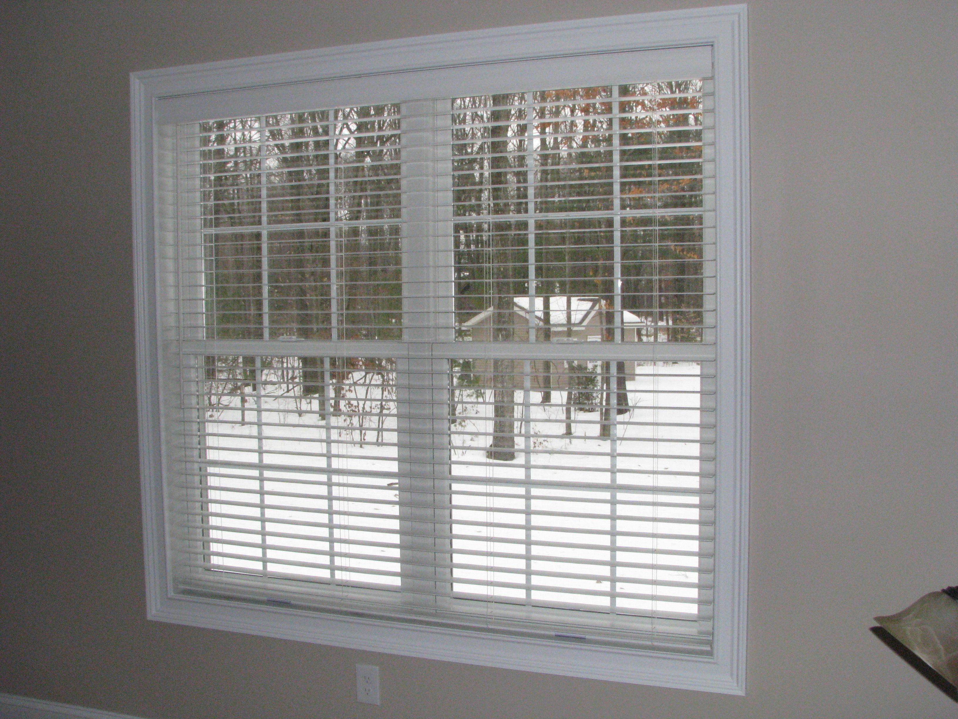 blind windows intended window x proportions fauxwood for no depth wood cordless blinds with