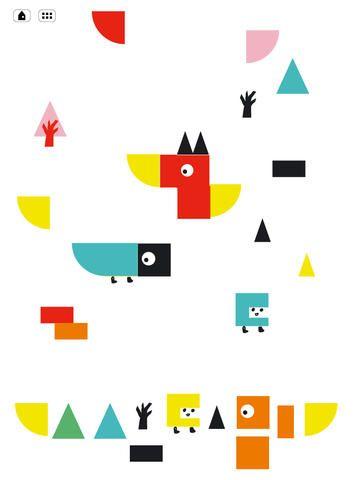 Plic, Ploc, Wiz app by Pepillo Blog design, Cute app