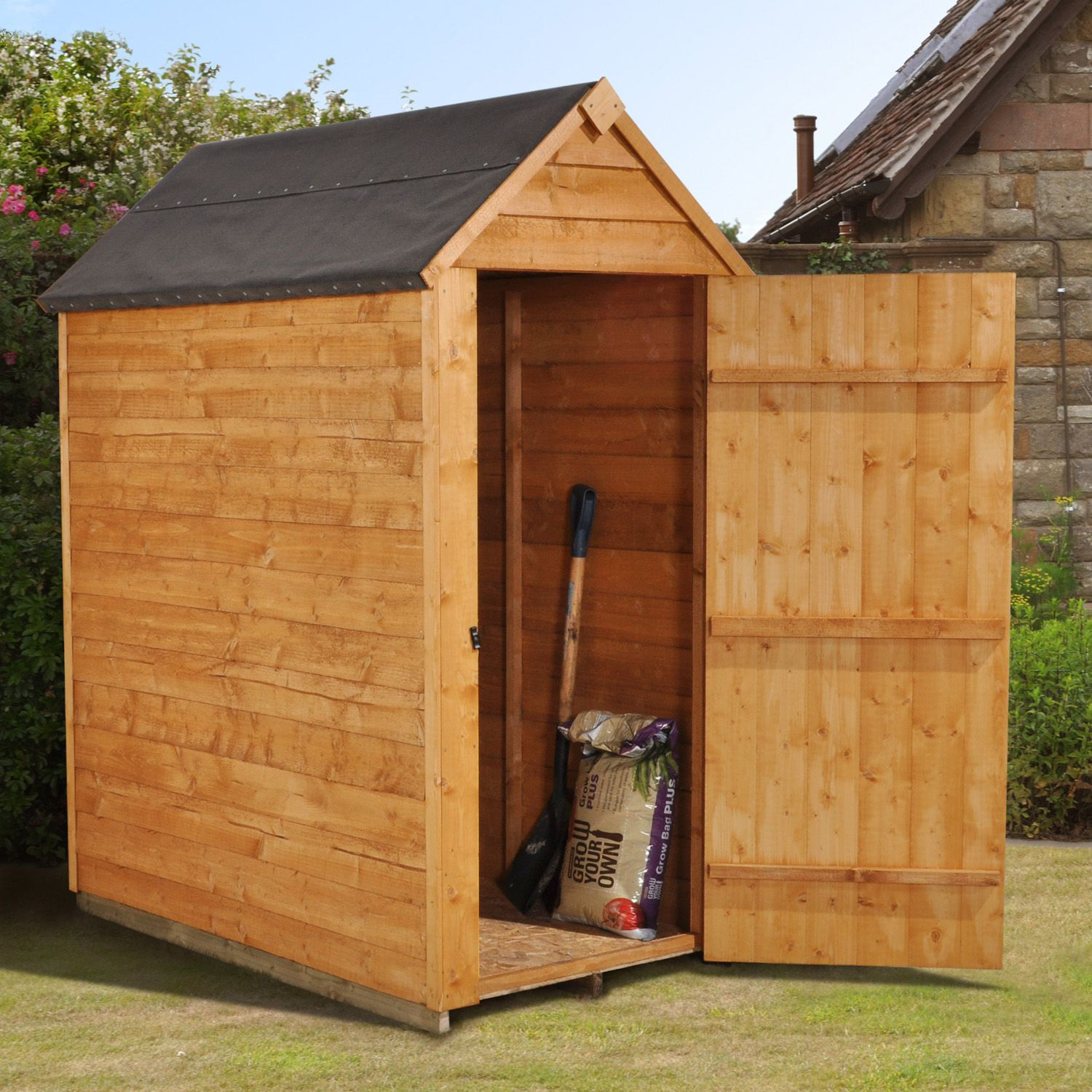 how to insulate a shed floor uk