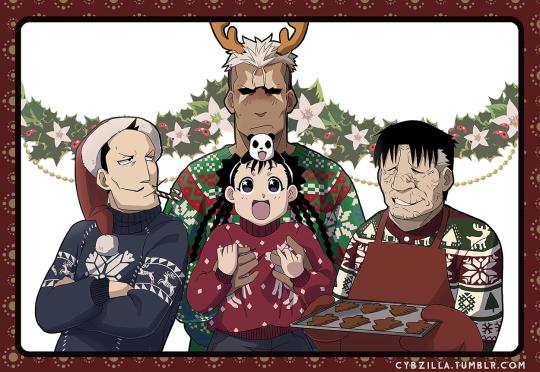Yoki, Scar, May and Marcoh by cybzilla   Fullmetal alchemist brotherhood, Fullmetal alchemist ...