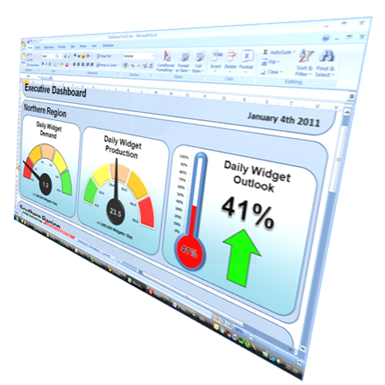 Free Microsoft Excel Dashboard Widgets to Download | EXCEL ...