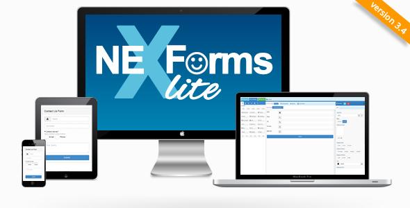 Nex Forms Lite Wordpress Form Builder Plugin Nex Forms Has
