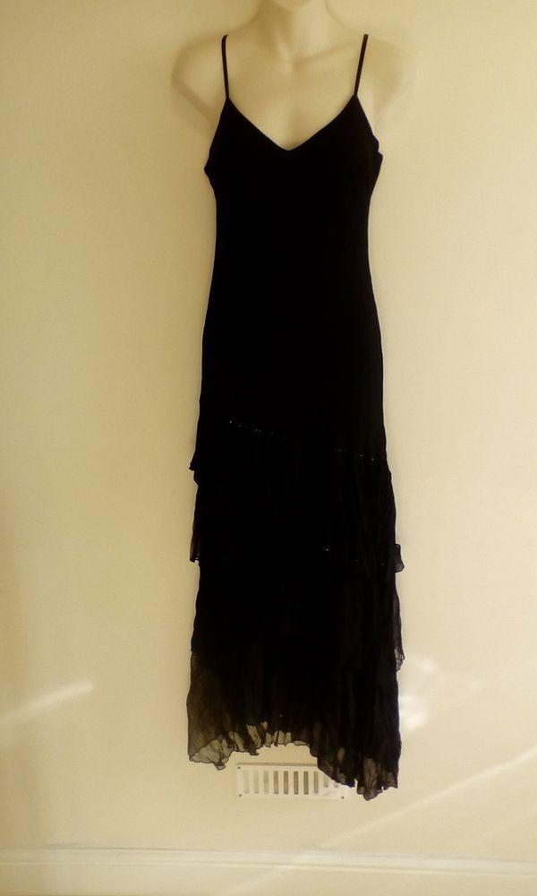 Amazing Per Una Black Dress Part - 8: Size 10 PER UNA Black Formal/Cocktail/Party Dress (Free Pu0026P)