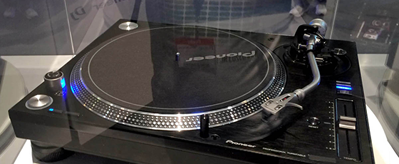 Take a peek at Pioneer's new decks. So new they don't even have a name...