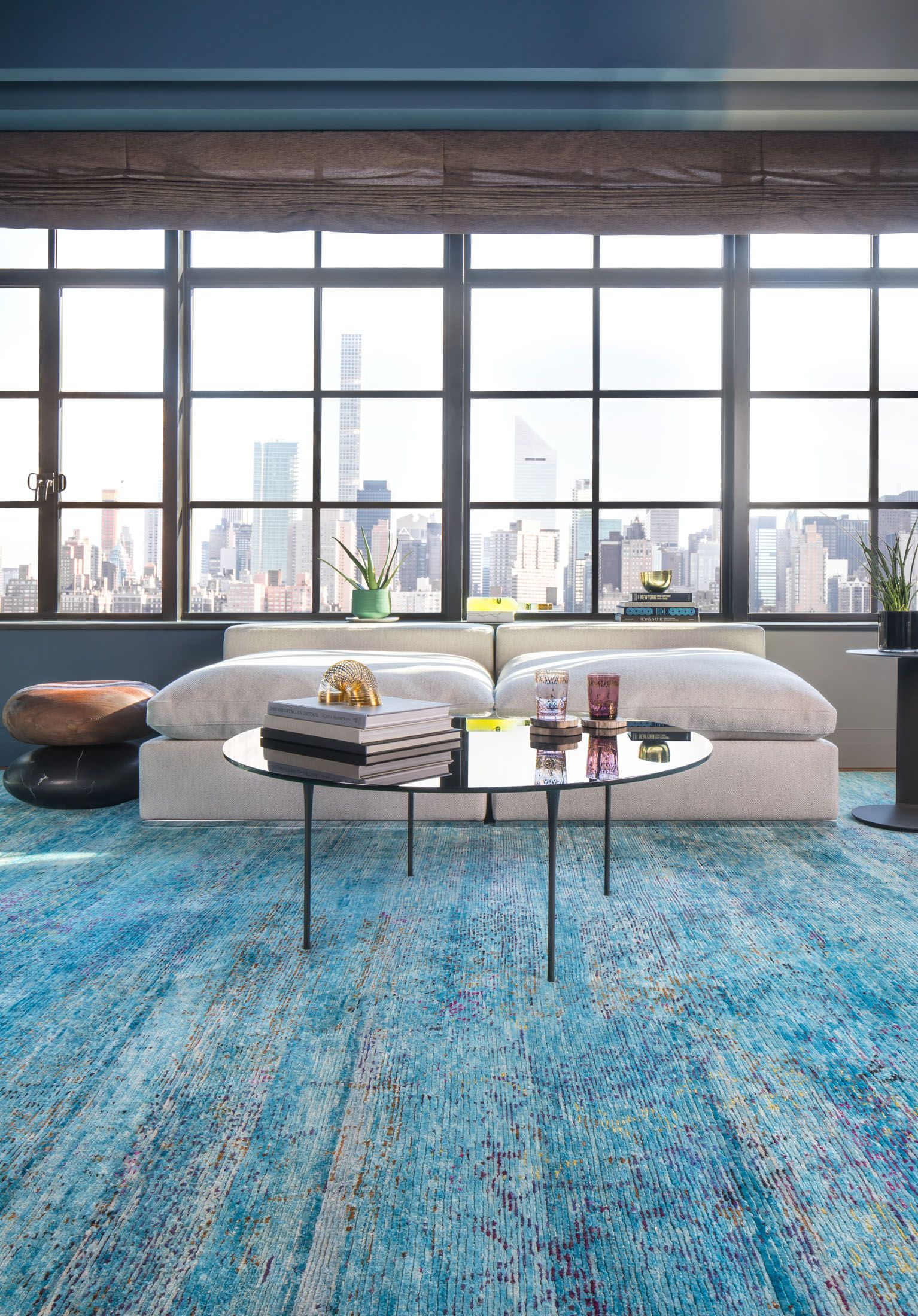Kerwin Teal - Sapphire Collection Vol 2 - Stark Carpet