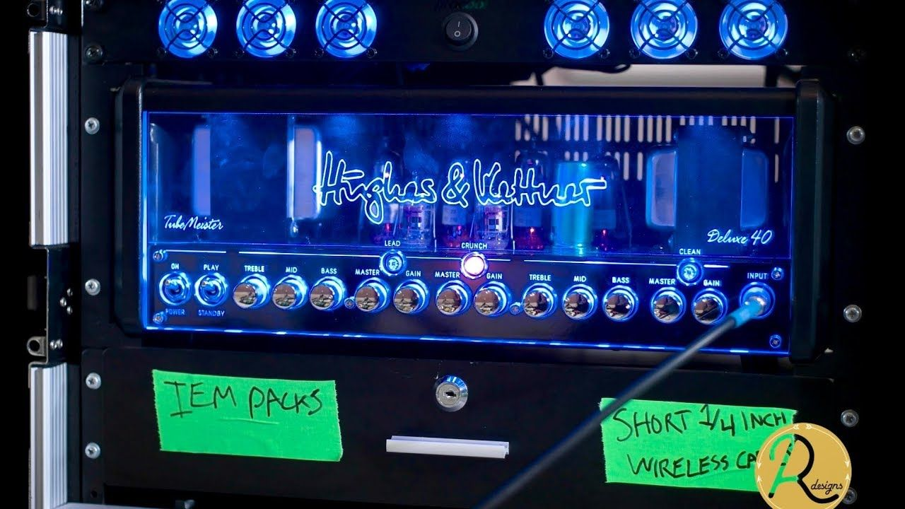 Whether It S A Festival With 40 000 People A Dingy Rock Bar Or A Glitzy Tv Studio Hughes Kettner Artist Jacob Stibbie Tells Us Why T Guitar Amp 40th Hughes