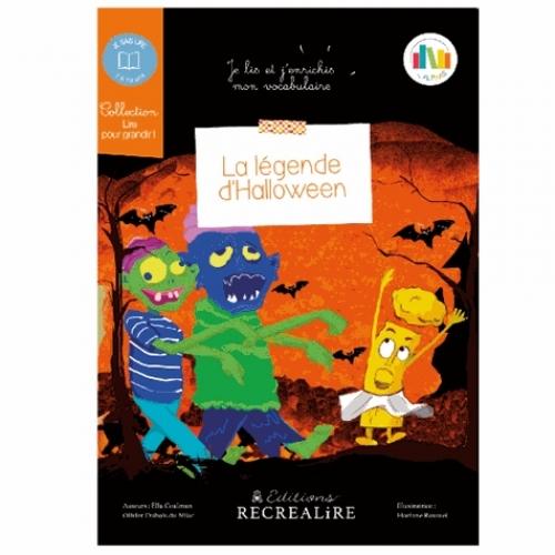 La Legende D Halloween Histoires Livres 4 7 Ans Livres Pour Enfant Univers Enfant Halloween Histoire Halloween Legende
