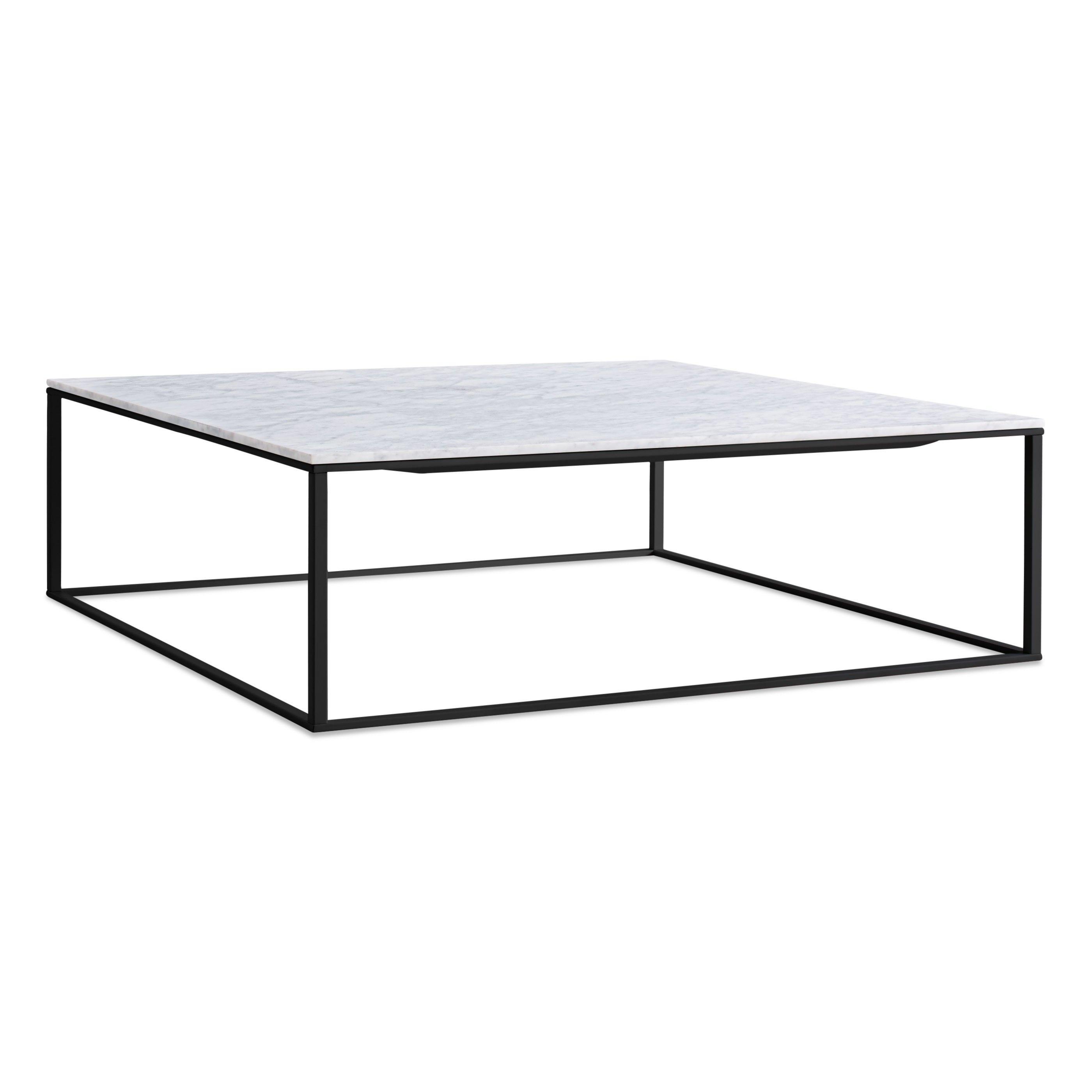 Minimalista Square Coffee Table Coffee Table Square Modern