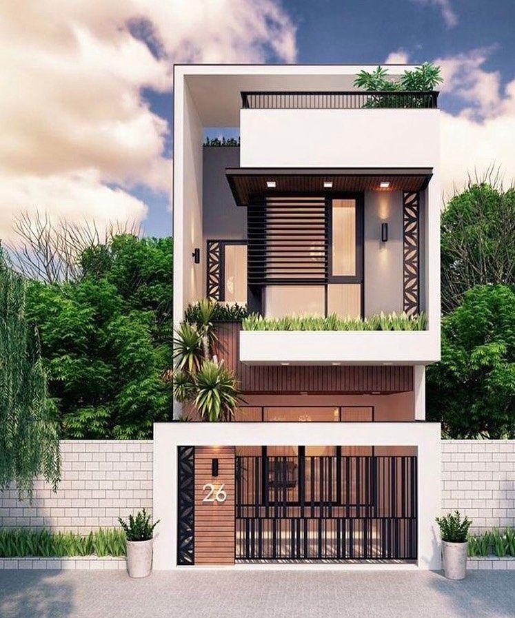 999 Best Exterior Design Ideas Exterior Homedecor Homedec In 2020 Small House Design Exterior Small House Exteriors Modern House Exterior