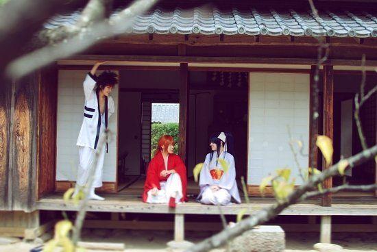 2011年秋  大切なご縁があった日 思い出深いなぁ PhotoOgura(@oguraph )  #rurounikenshin #samuraix #kenshin #cosplay #animecosplay #favoritepic #japananime