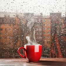 صورة فنجان قهوة فى الشتاء Starbucks Fall Red Mug Pumpkin Spice Coffee