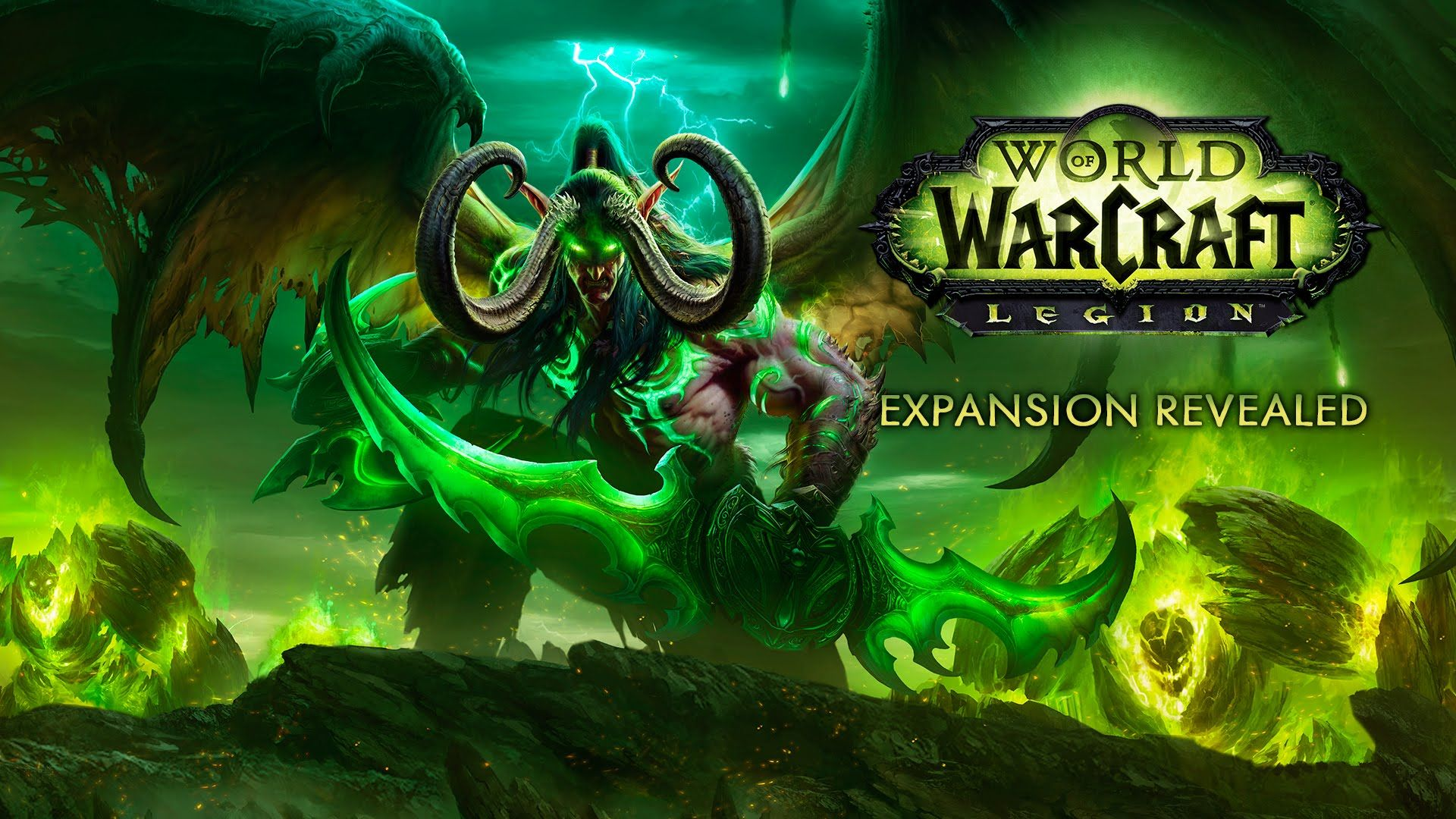 World Of Warcraft Legion Reveal How Exciting Is This World Of Warcraft Legion Warcraft Legion World Of Warcraft