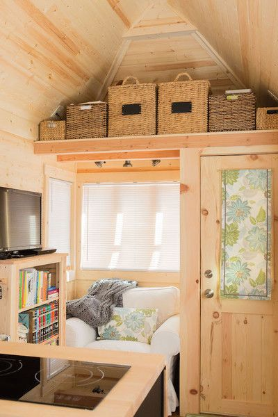 loras tumbleweed cypress tiny house - Tumbleweed Tiny House Interior