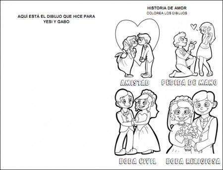 Libro Para Colorear | Wedding | Pinterest | Wedding