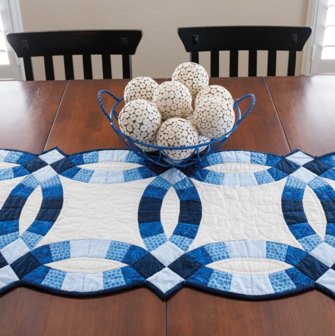 Pin on Table & Bed Runner Patterns