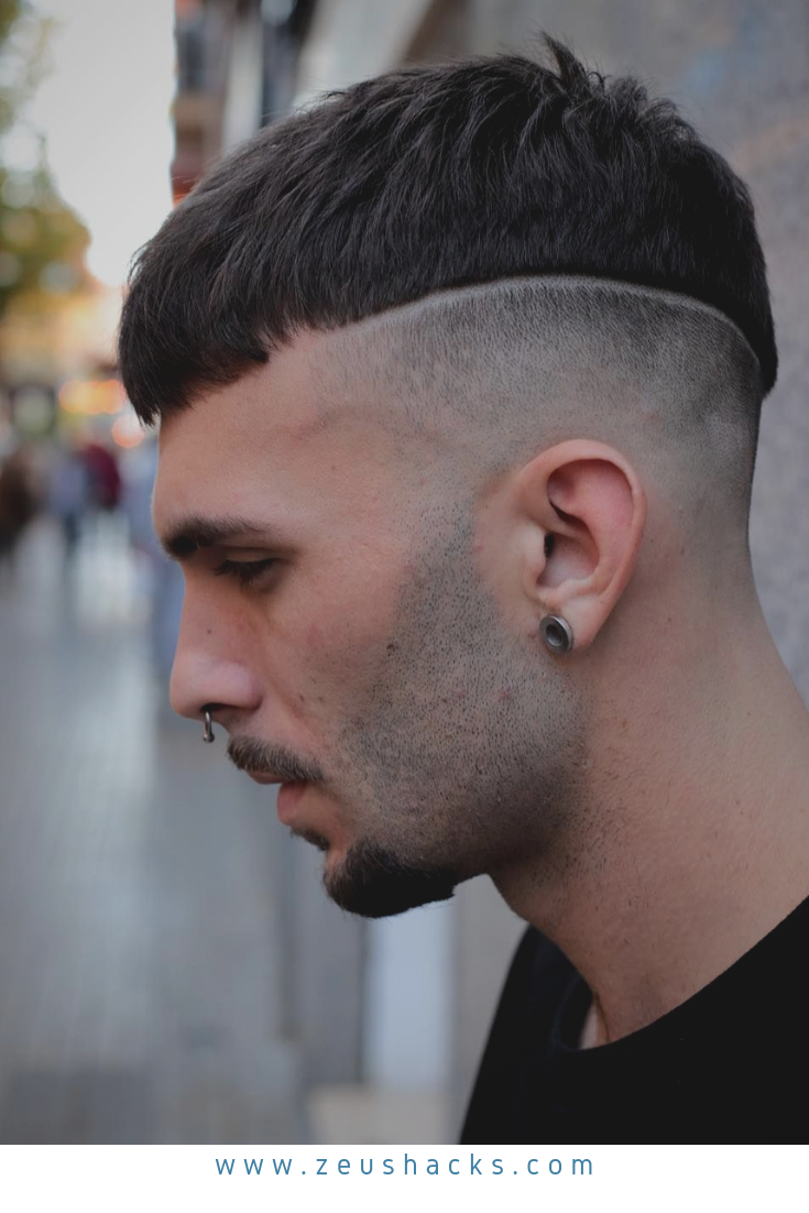 100 Men S Hairstyle Trends 2019 Best Men S Haircuts Inc Skin Fades French Crop Side Part Faux Hawk Short Hair Mens Hairstyles Men Hair Color Hair Trends