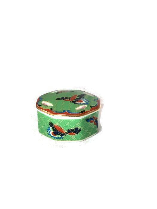 ❤» #Takahashi Cloisonne Trinket #Box #Kashmir San Francisco ...