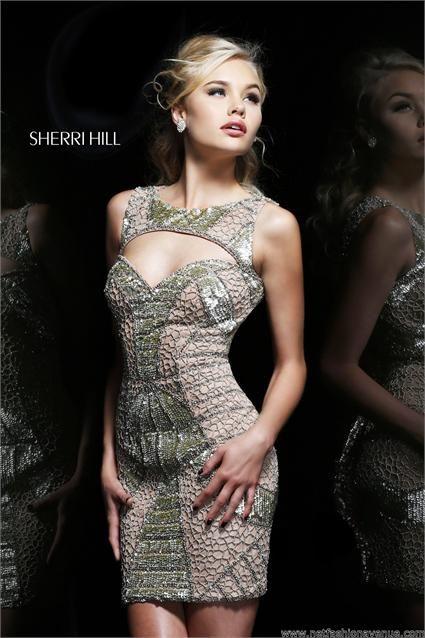 Sherri Hill 4307 dress - 4307 - cocktail dresses - Sherri Hill - netfashionavenue