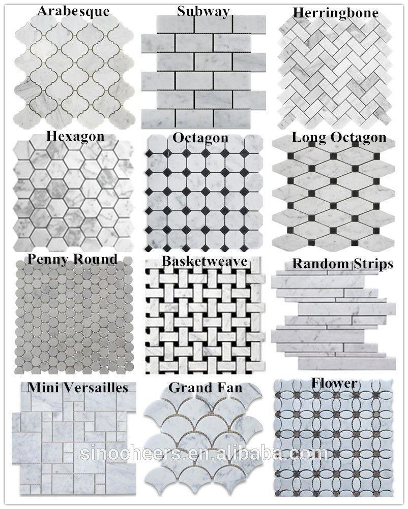 Photo of mozaic fliesen kichen fliesen dekorative bad wandfliesen, mozaic fliesen anzeigen, sin …