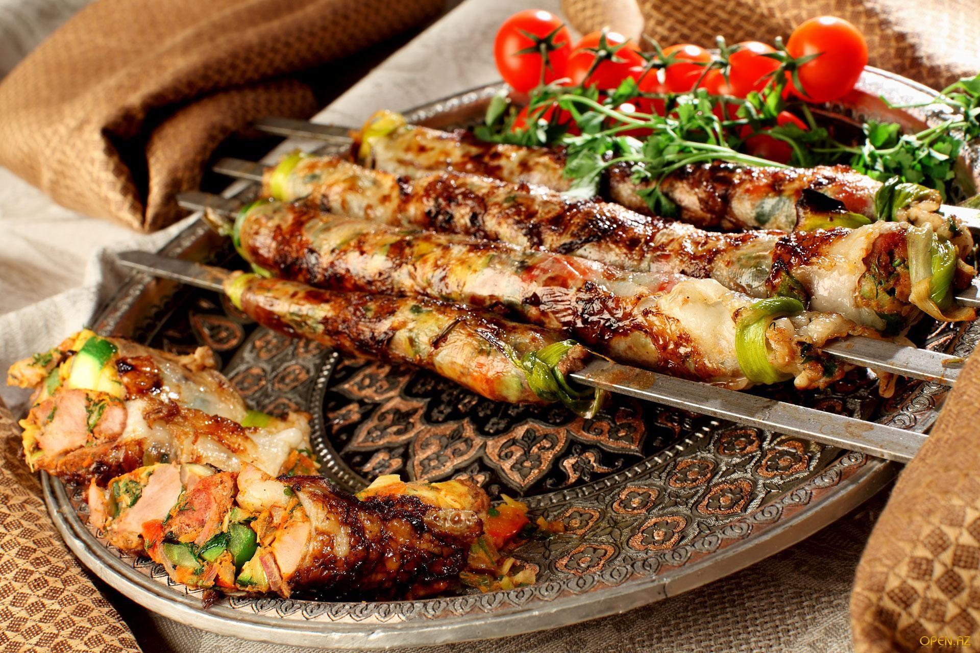 Туркменская кухня десерты