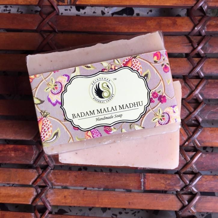We Got A Chance To Interview Rashmi Prithviraj Founder Of Skinsense Natural Luxury On Creating Natural Products And Launc Handmade Soaps Product Launch Nature