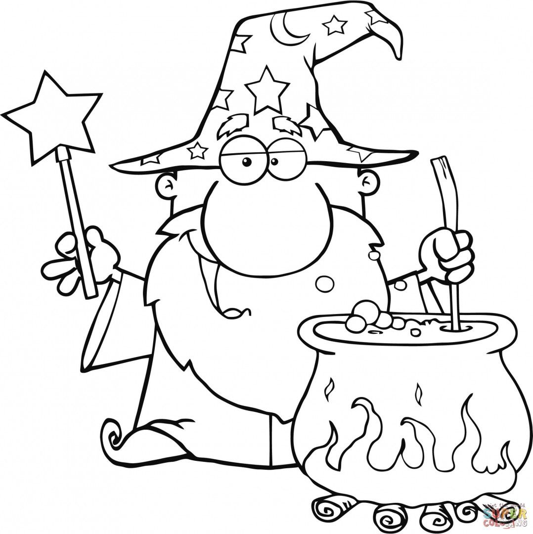 http://colorings.co/wizard-coloring-pages/   Colorings   Pinterest ...