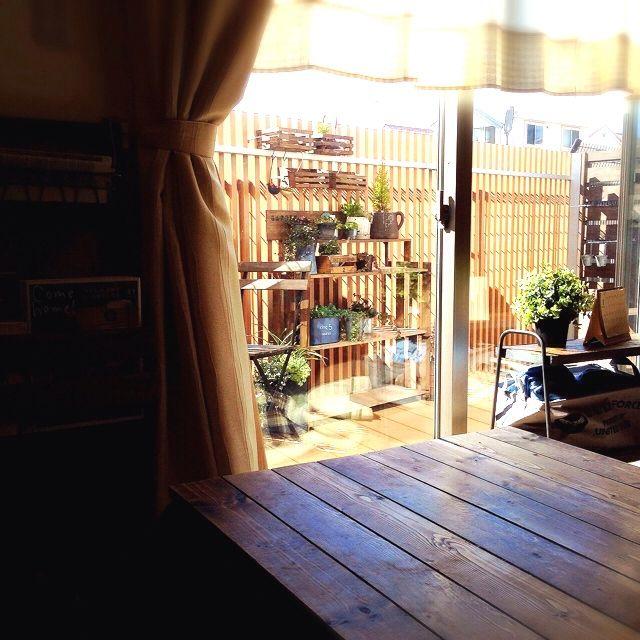 ウッドデッキ/Overview…などのインテリア実例 - 2014-01-27 07:15:15 | RoomClip(ルームクリップ)