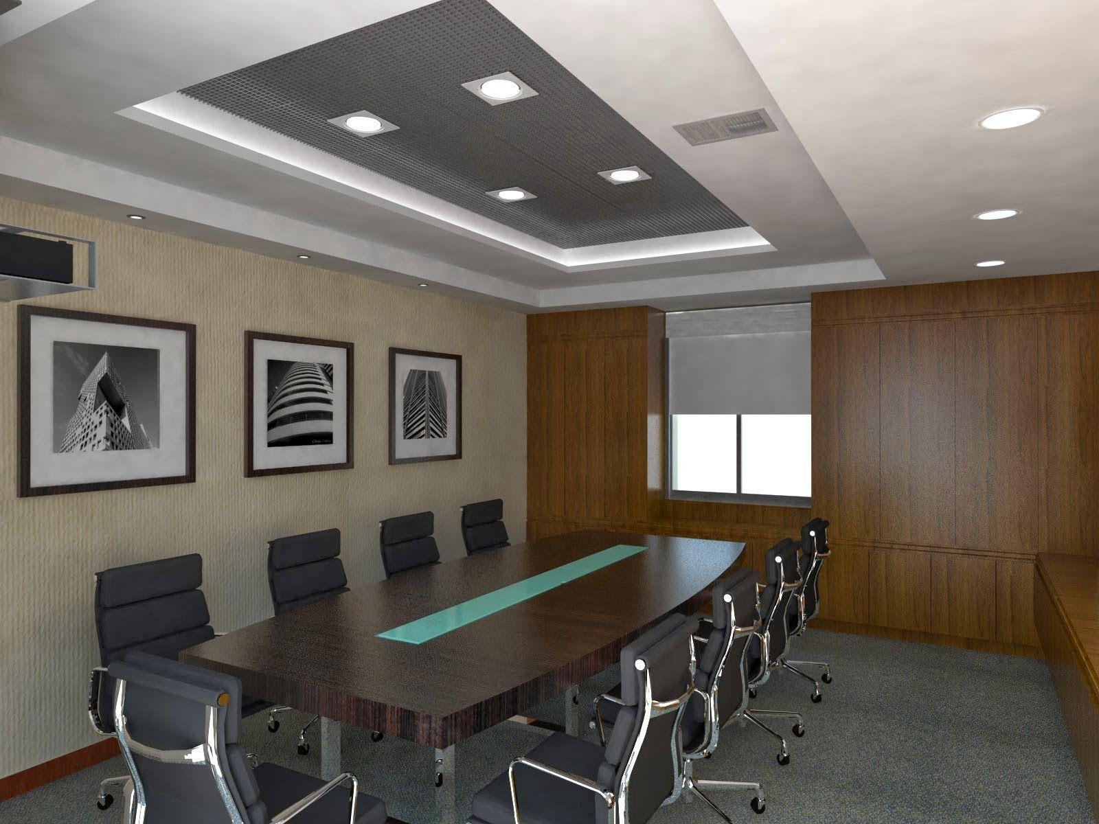 Oniria sala de reuniones mesas pinterest salas de for Arquitectura oficinas modernas
