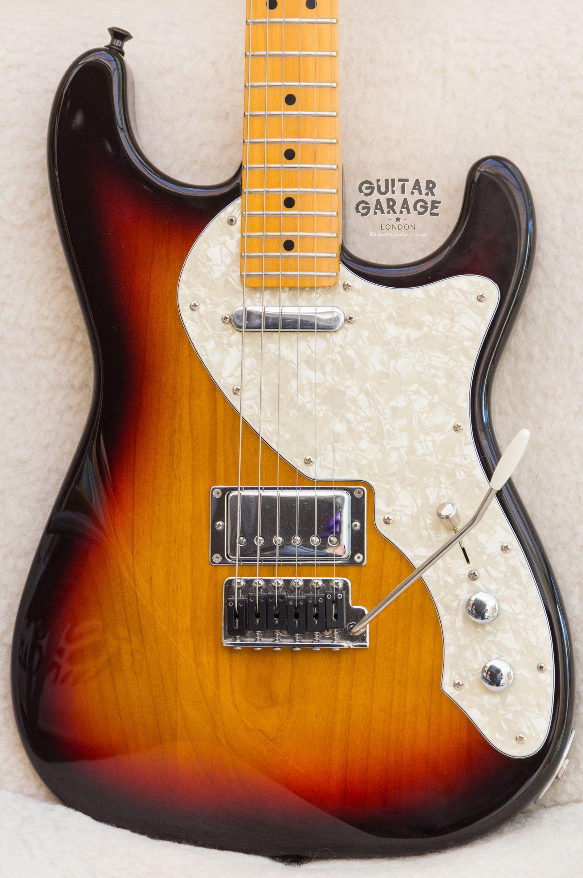 2007 Fender Japan Stratocaster Telecaster Hybrid Custom Built By