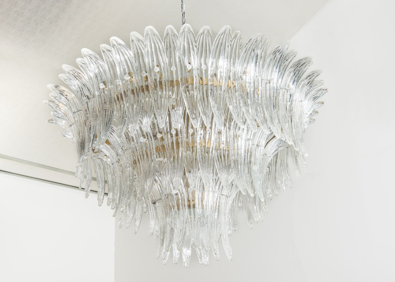 Chandelier by murano model palm circa 1940 lighting pinterest chandelier by murano model palm circa 1940 antique furniture storessell aloadofball Choice Image