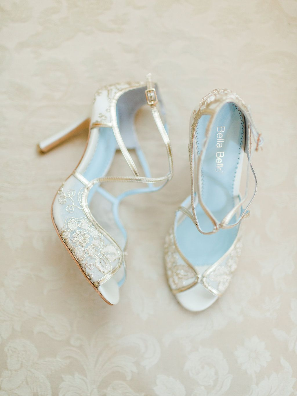 Bridal Shoes Bella Belle Shoes Fine Art Curation Wedding