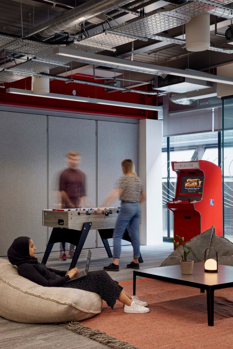 Office Tour Microsoft Accelerator Hub Offices London