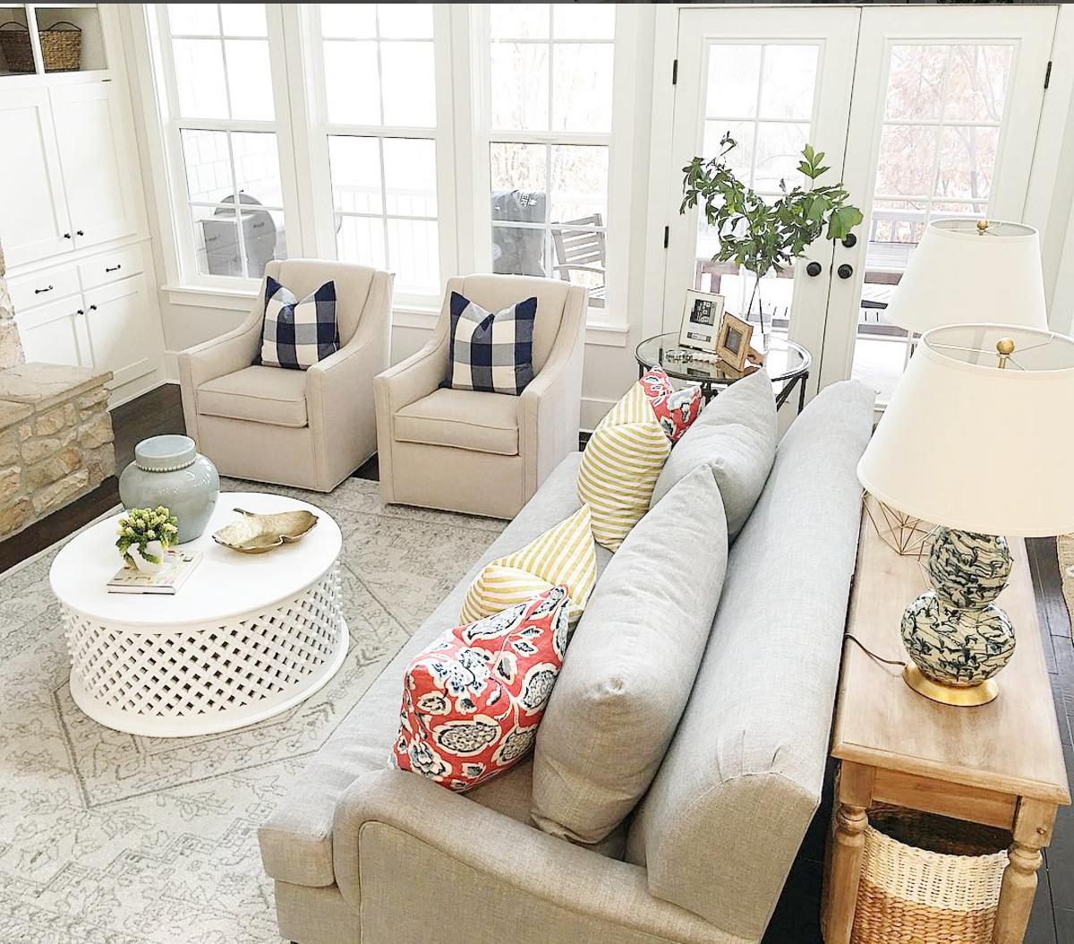 Studiomcgeehc Family Room Living Room Inspiration Room