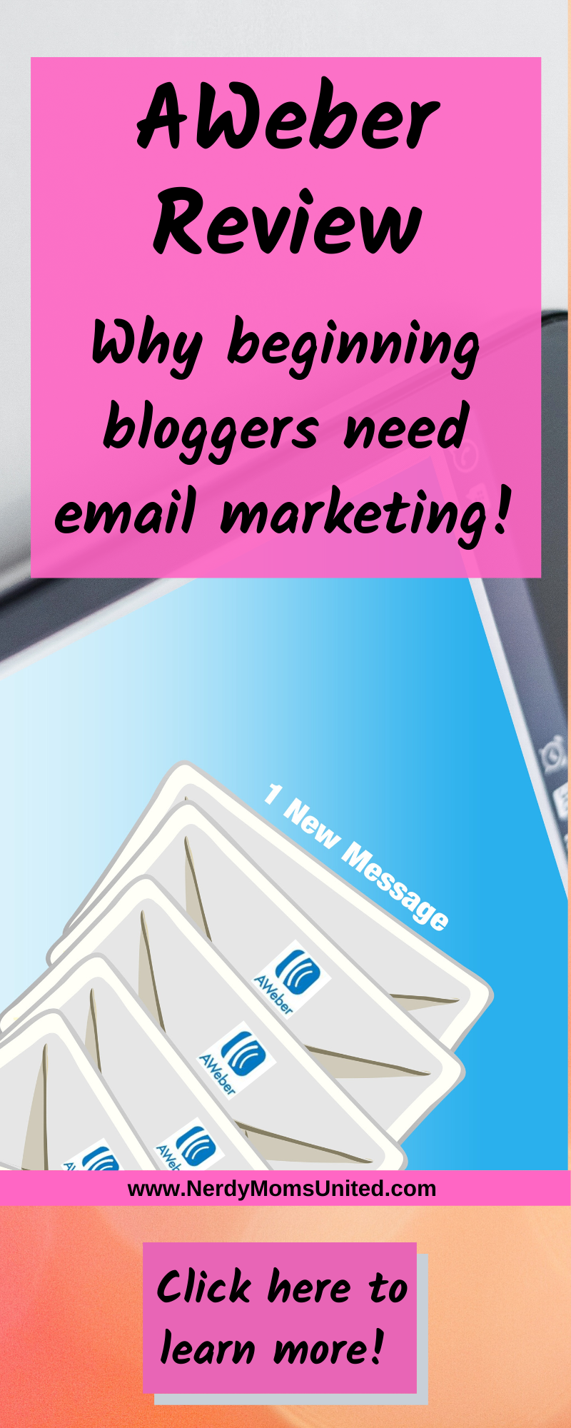 Discover Deals Email Marketing Aweber March 2020