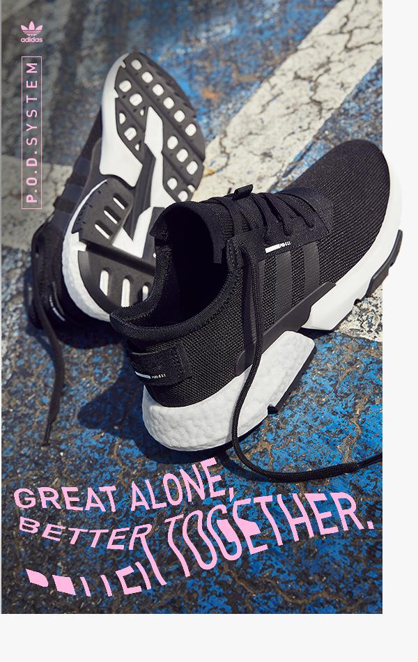The adidas Originals P.O.D. \