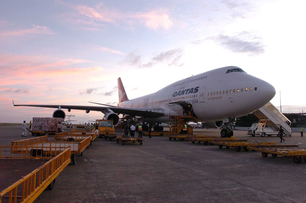 From the 707 to the 787, Qantas has been at the forefront