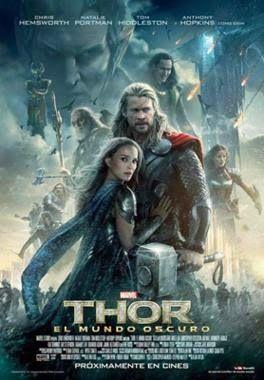 Thor 2 En Espanol Latino Peliculas De Superheroes Peliculas En Linea Gratis Mejores Carteles De Peliculas