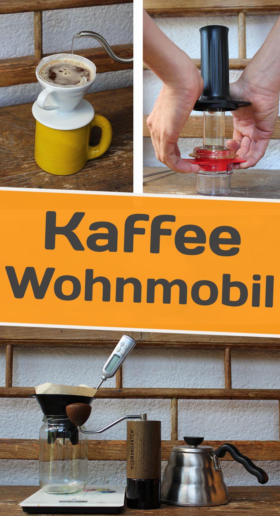 Bester Kaffee im Wohnmobil: Vergiss den Kaffeevollautomat ...