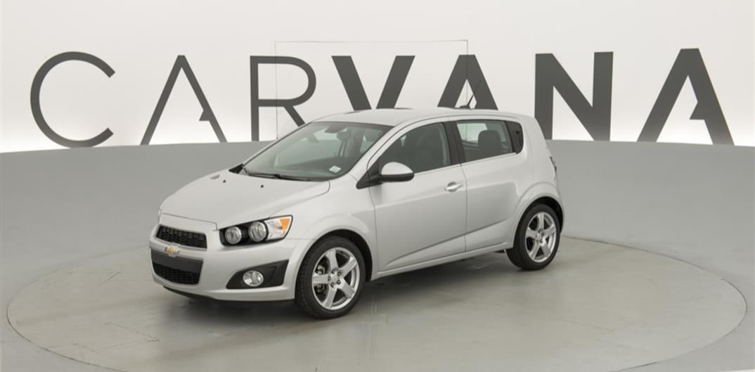 2013 Chevrolet Sonic Ltz Auto For Sale Carvana 2000003906