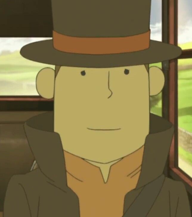 A Cool Discovery In Professor Layton And The Eternal Diva Movie