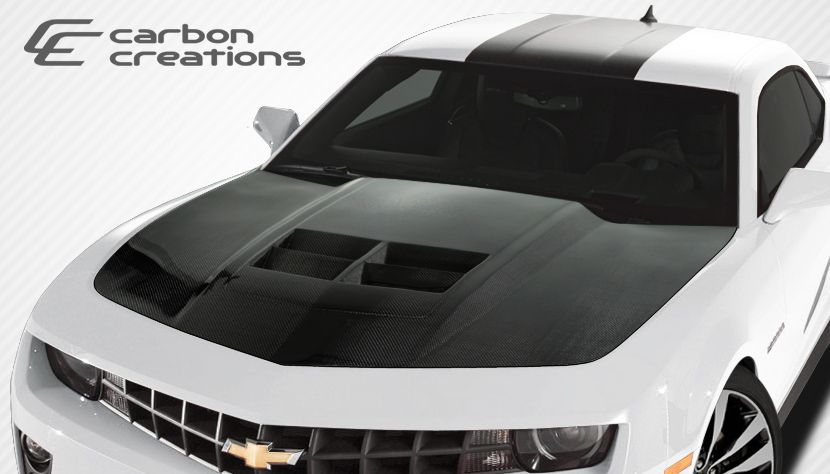 Welcome To Extreme Dimensions Inventory Item 2010 2015 Chevrolet Camaro Carbon Creations Zl1 Look Hood 1 Piece Camaro Chevrolet Camaro Chevy Camaro Zl1