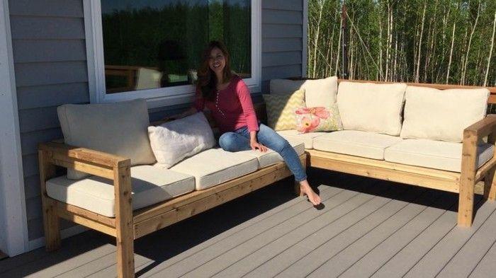 Lounge Selber Bauen billig sofa selbst bauen deutsche deko selbst bauen