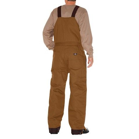 Target clothing men's clothing workwear Dickies® Men's Canvas Insulated Bib Overall