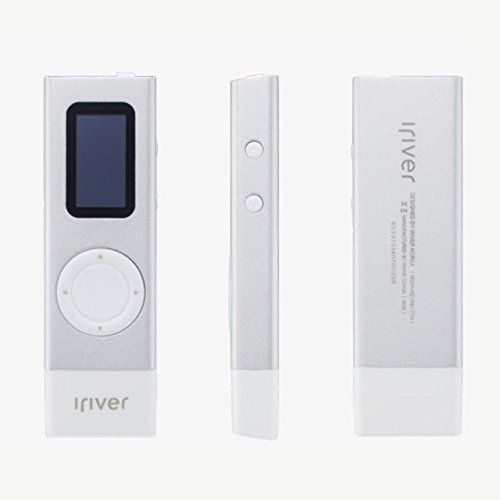 iRiver T70 Portable MP3 Player With Built In USB 8G