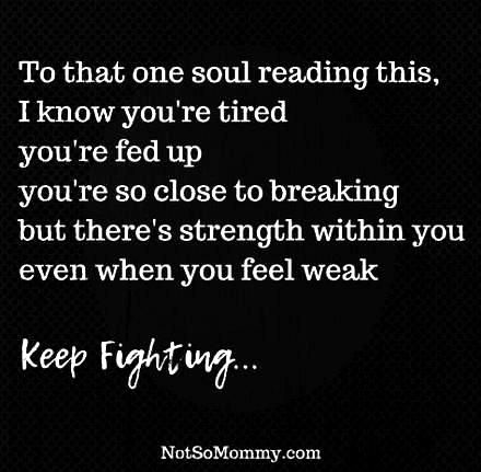 Quotes About Strength In Hard Times Encouragement Mottos 5...