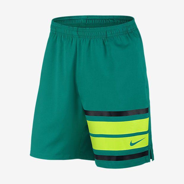 "NikeCourt 9"" Graphic Men's Tennis Shorts"