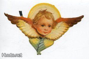 EO 4702 - Kaunis enkeli - Artelius - Harvinainen!! - 4 € - Kiiltokuvat - Muut - Keräily - Huuto.net - (avoin)